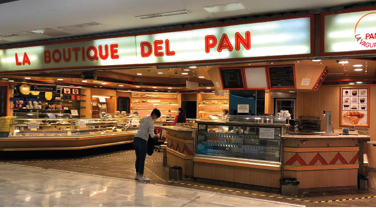 >La Boutique del Pan